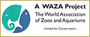 The ACCB is a certified project of the World Association of Zoos and Aquariums (WAZA-Project 04010).